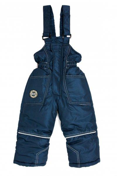 Salopete ski copii 8089 blu 70-110cm