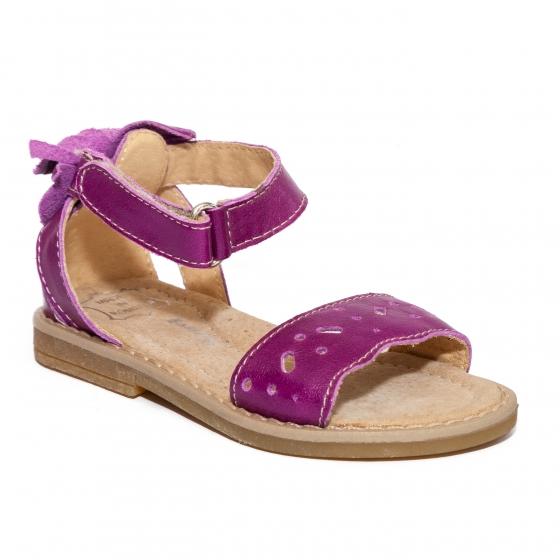 Sandale fete Bambini 1223 mov 20-35