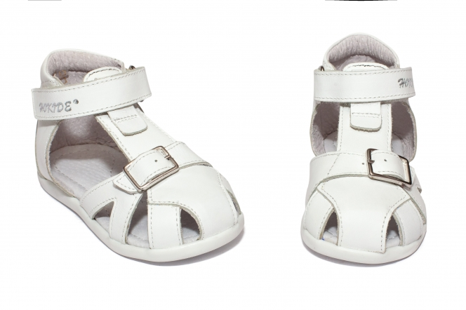 Sandalute copii hokide 231 alb 18-25