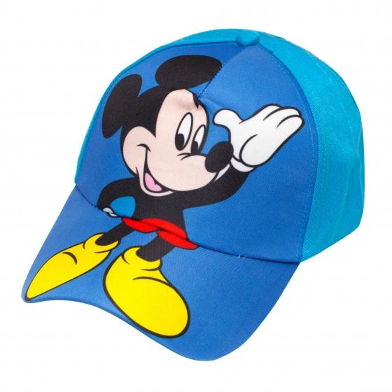 Sapca copii mickey 3227 blue albastru 3ani-8ani