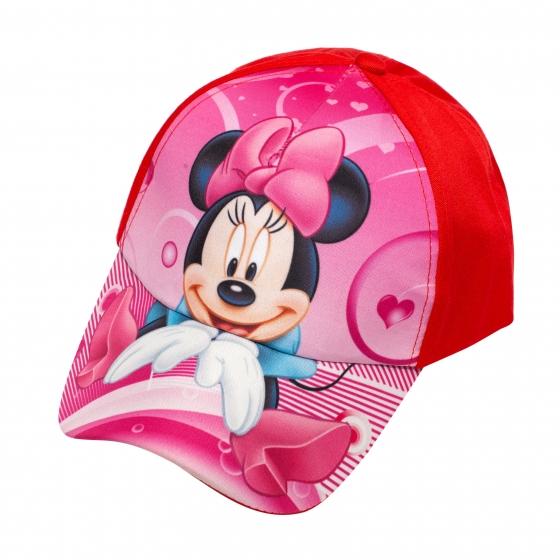 Sapca fete Minnie 3221 grena roz 3ani-8ani