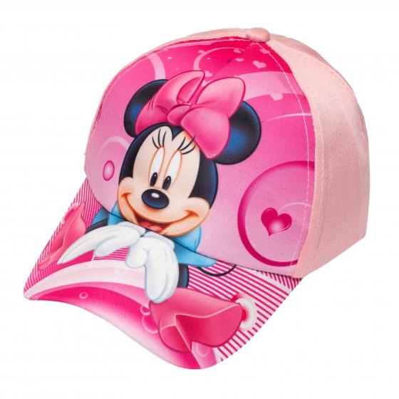 Sapca fete Minnie 3221 rosu roz 3ani-8ani