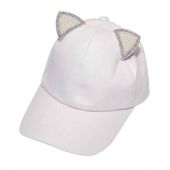 Sapca fete pisica 3222 fuxia 3ani-7ani