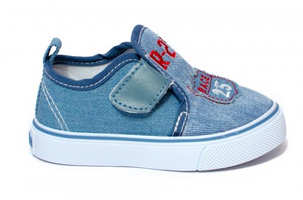 Tenisi copii textil 1097 albastru 20-25