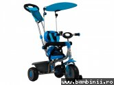 Tricicleta copii Sport Trike Kiddo 3in1