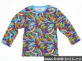 Compleu copii 1027 multicolor