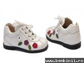 Pantofi copii avus Sirio alb 18-26