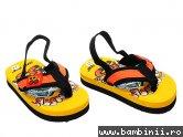 Papuci copii 8832 galben